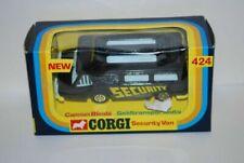 Camions miniatures Corgi