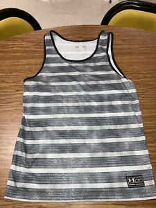 Under Armour Men's Size S Small Heat Gear Loose Fit Sleeveless Tank Top