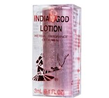 Indian God Lotion SEX Delay Spray By Wah Yan Hong Chemical - Herbal Frag for MEN