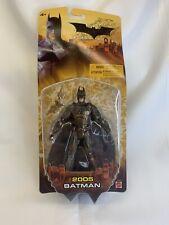 New listing Batman Begins 2005 Mattel BatmanFigure Gold Suit