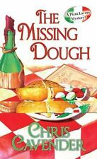 The Missing Dough (A Pizza Lovers Mystery)-ExLibrary