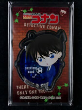 Detective Conan Case Closed Acrylic Key Chain Canaria Jimmy Shinichi Kudo New