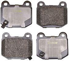 Monroe Total Solution Ceramic Brake Pads fits 2004-2008 Subaru Impreza  MONROE T