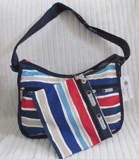 LeSportsac 7520 Classic Hobo Sailor Stripe NWT