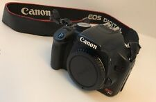 Canon Rebel T1i 15.1 MP Camera MP SLR ‑ Body Only + FULL Accessories.