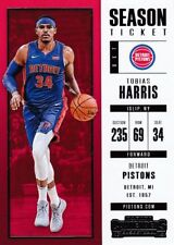TOBIAS HARRIS 2017-18 PANINI CONTENDERS Basketball cartes à collectionner, #56