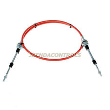 New Throttle Cable For Komatsu D20 Or D21 Heavy Duty Dozer Loader