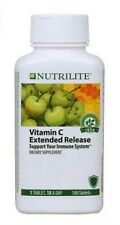 Nutrilite Amway Vitamin C Extended Release 180 Tablets