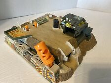 VTG 1996 LGTI Micro Machines Military Battle Zone Playset Substation Phoenix