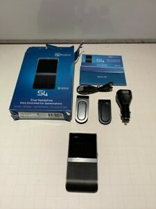 Blue Ant S4 True Handsfree Voice Controlled Car Speakerphone