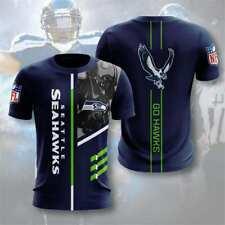 Seattle Seahawks Adult Shirt