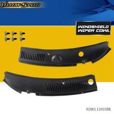 New For Ford Mustang Improved Windshield Wiper Cowl Vent Grille Panel Hood 99-04