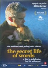 THE SECRET LIFE OF WORDS  -  DVD