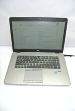 "New listing Hp EliteBook 850 G2 15.6"" Core i5-5200U 8Gb Ram No Hdd No Batt Bad Keybrd Boots"