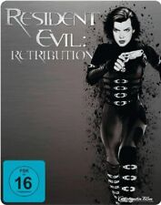 RESIDENT EVIL: RETRIBUTION (Blu-ray Disc, Steelbook) Limited Edition