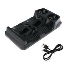 4 in 1 Dual Charger Station Charging Dock for Sony Ps4 Controller VR PS Move