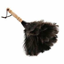 Anti Static Duster Ostrich Feather Dust Cleaning Brush Tool Soft Home Cleaner