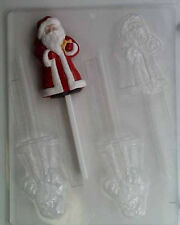 Old World Santa Christmas Chocolate Candy Mold C134