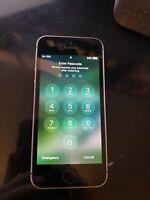 Apple iPhone SE 16GB Space Gray (Verizon) A1662 READ DESCRIPTION 328