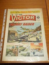 VICTOR #397 28TH SEPTEMBER 1968 BRITISH WEEKLY DC THOMSON MAGAZINE