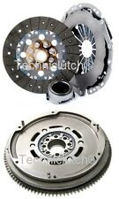 DUAL MASS FLYWHEEL DMF AND COMPLETE CLUTCH KIT FOR TOYOTA RAV 4 2.0 D-4D 4WD