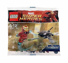 LEGO Universe Iron Man vs. Fighting Drone (30167) Avengers New Sealed