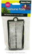 Aqua One A1-25046C Replacement Cartridge for Clear View 200 Hang On Filter
