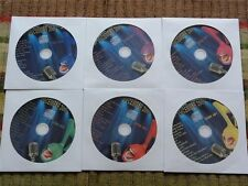 6 CDG DISCS DEC 2009 KARAOKE KURRENTS DELUXE MUSIC POP R&B CD+G *2017-2018 SALE*