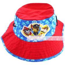 Paw patrol boys hunting camping fishing bucket hat preschool childcare baby