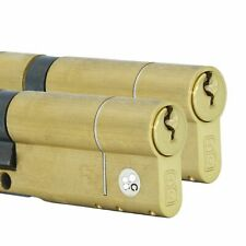 Anti Snap Euro Serrure à cylindre Anti Pick foret et Bump Haut caractéristiques de sécurité