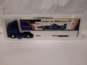 Eligor 1.43 scale Volvo FH12 Prost Grand Prix  F1 Race truck 11151