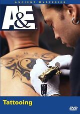 ANCIENT  MYSTERIES: TATTOOING (A&E DOCUMENTARY) NEW AND SEALED