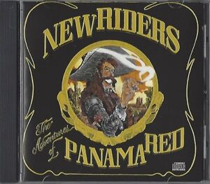 NEW RIDERS OF PURPLE SAGE / THE ADVENTURES OF PANAMA RED * NEW CD 2008 * NEU *