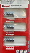 Legrand Tableau de protection électrique prééquipé et précâblé 3 étages neuf