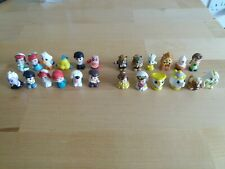 Squinkies x24 Disney Beauty and the Beast and the Little Mermaid