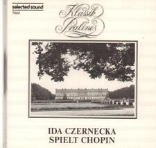 Ida Czernecka(CD Album)Spielt Chopin-New