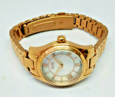 Ladies Hugo Boss Small MOP Dial Rose Gold Tone Watch HB.267.3.34.2783