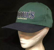 Vtg O'Doul's Hat SnapBack Non Alcoholic Brew Cap Beer Company Logo Made In USA
