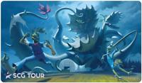 SCG Botanic Growth Playmat -  MTG Magic Gathering Starcitygames Open 2019