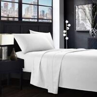 Soft Sheet Egyptian Comfort Deep Pocket Bed Sheet Set 3/4pc Twin Full Queen King