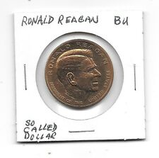 So Called Dollar Bu Ronald Reagan