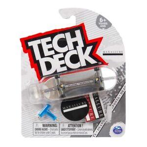 Tech Deck 2021 Fingerboard Pack - Maxallure Deandre Thebpanya