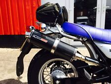 SUZUKI VANVAN RV125 CARBON OVAL ROAD LEGAL RACE CAN EXHAUST