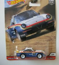 1986 Porsche 959  Bilstein Racing #186 **RR** Hot Wheels Car Culture1:64 NEU