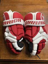 Warrior Mac D-Lite 2 Lacrosse Gloves S-MDL13RD Red/White