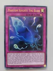 YUGIOH TCG Ghost of the Past - Phantom Knights' Fog Blade GFTP-EN122