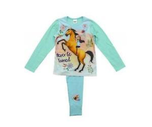 Girls Long Sleeve Pyjamas- Spirit