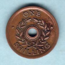 Australia - Internment Camps.  One Shilling..  EF