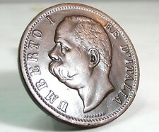 Savoia-Umberto I (10 Centesimi 1894) ROMA