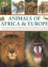 New listing Animals of Africa and Europe : A Visual Encyclopedia of Amphibians, Reptiles.